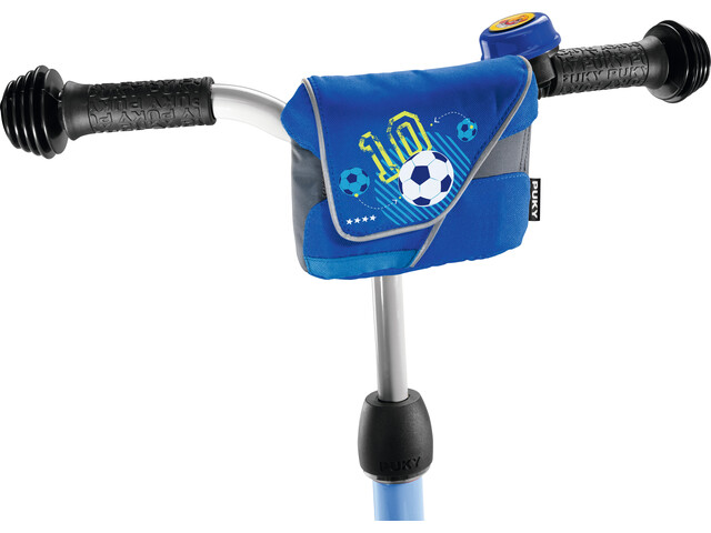 Puky LT 1 Handlebar Bag Kids blue football